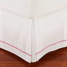 Contemporary Bedskirts by PBteen