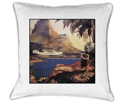 Decorative Pillows by Caron White