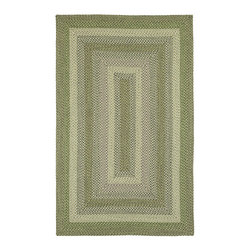Kaleen - Kaleen Bimini Collection 3010-33 8'X11' Celery - Bimini is a very special textured woven product designed to bring out the subtle blend of modern colorations.  Made in China from the finest 100% Polypropylene yarn and is suitable for indoor or outdoor use.