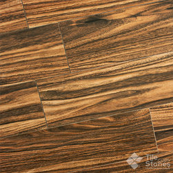 Magique Bocote Wood Plank Porcelain Tile - Magique Bocote wood plank porcelain tile can be used both indoors and outdoors. It is also ideal for commercial areas with high foot traffic, such as restaurants or clothing outlets, because it is easy to maintain and holds up well against scuff marks.