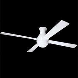 Modern Fan Company - Modern Fan Company | Gusto Hugger Ceiling Fan - Design by Ron Rezek.