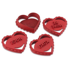 Contemporary Cookie Cutters by Williams-Sonoma