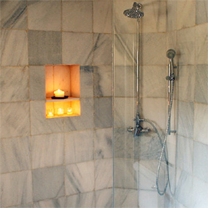 Traditional Showers by Ancient Surfaces