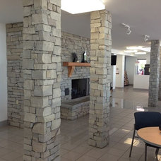 Fireplaces by Lamb Stone Company