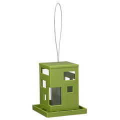 modern bird feeders by Crate&Barrel