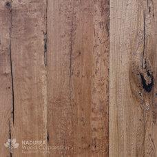 Hardwood Flooring by NADURRA