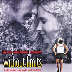 Without Limits 11 x 17 Movie Poster - Style B - Without Limits 11 x 17 Movie Poster - Style B Billy Crudup, Donald Sutherland, Monica Potter, Jeremy Sisto, Matthew Lillard, Billy Burke, Dean Norris, Gabriel Olds, Judith Ivey. Directed By: Robert Towne. Written By: Robert Towne, Kenny Moore. Cinematography By: Conrad L. Hall. Music By: Randy Miller. Producer: Tom Cruise, Paula Wagner, Jonathan Sanger, Warner Bros.