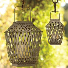 Asian Outdoor Lighting by Pottery Barn