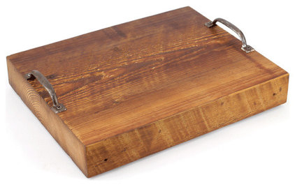Traditional Serving Trays by Old Faithful Shop