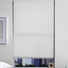 window treatments Chilewich Basketweave Roller Shade @ theshadestore.com