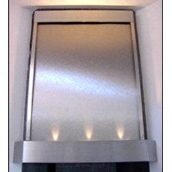 Indoor Custom Water Features - Fine, Modern Custom Water Features for Every Project by Water Feature Supply