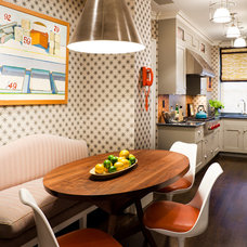 Eclectic Kitchen by Thom Filicia Inc.
