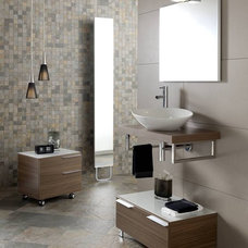 Contemporary Wall And Floor Tile by Paul Anater
