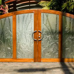 Front Entryway Doors -