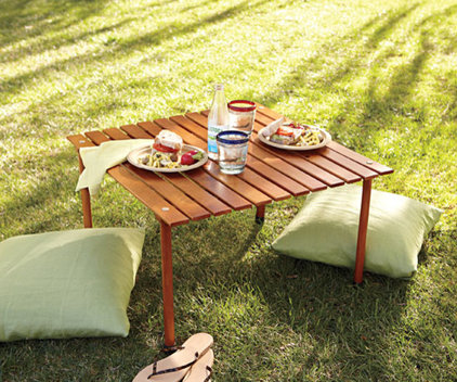 Contemporary Outdoor Tables by Napa Style
