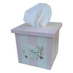 Wish Upon A Star - Lamb Tissue Box Cover - Lamb Tissue Box