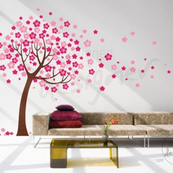 Tree Wall Decal Wall Sticker By designedDESIGNER