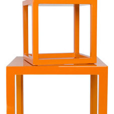 modern side tables and accent tables by Jonathan Adler