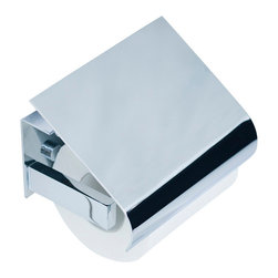 WS Bath Collections - WS Bath Collections Urban Toilet Paper Holder - Features:
