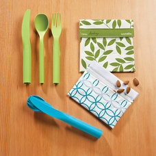 Contemporary Flatware And Silverware Sets by The Container Store