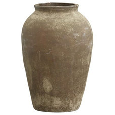 Mediterranean Vases by Crate&Barrel