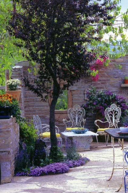 Traditional Patio by Eron Johnson Antiques