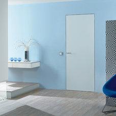 Modern Interior Doors by Bartels Doors & Hardware