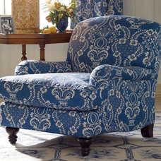 Traditional Accent Chairs by Pierre Deux -- CLOSED