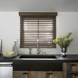 Smith & Noble Wood Blinds - Starting at $68