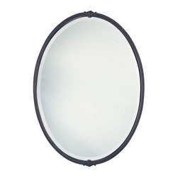 Murray Feiss - Oil Rubbed Bronze Mirror - Item Weight: 20 lbs.