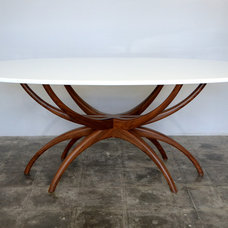Contemporary Dining Tables by Foundation