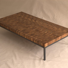 Contemporary Coffee Tables by Cherrywood Studio