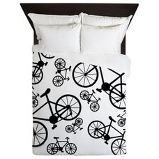 Contemporary Duvet Covers by CafePress UK
