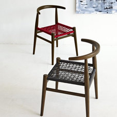 Chairs by West Elm