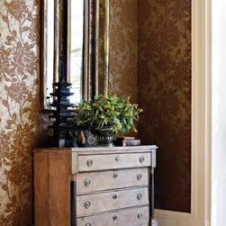 Thibaut Wallcoverings and Fabrics - Thibaut Artisan Collection - Mums Wallpaper Collection