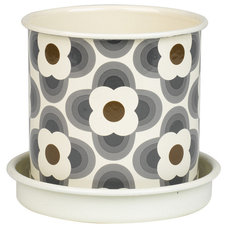 Modern Outdoor Pots And Planters by Burke Decor