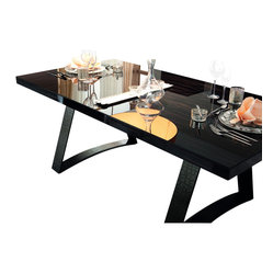 Nightfly Rectangular Dining Table