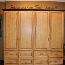 Traditional Closet by Closets by Design Louisville