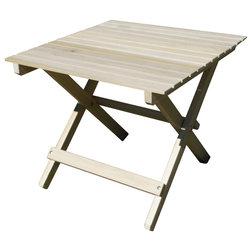 Beach Style Folding Tables by Shark Shade LLC