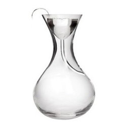 Franmara - 78 Ounce Clear Classic Design Decanter with Silver wine Funnel - This gorgeous 78 Ounce Clear Classic Design Decanter with Silver wine Funnel has the finest details and highest quality you will find anywhere! 78 Ounce Clear Classic Design Decanter with Silver wine Funnel is truly remarkable.