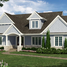 Traditional Rendering by Mandy Brown