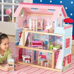 KidKraft - Chelsea Doll Cottage - Chelsea Doll Cottage