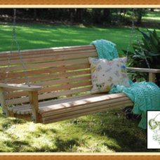Traditional Patio Furniture And Outdoor Furniture by Cypress Moon