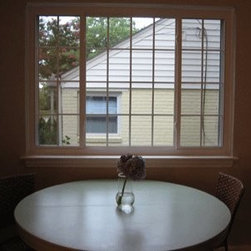 Home Improvement Projects - Beautiful dining room window!