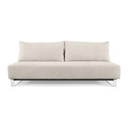 Reloader Sleek Detachable Slip Cover Full Sofa Bed - About the Icomfort Excess Pocket Spring System: