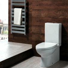 Contemporary Toilets by Plumbonline
