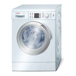 "Bosch 24"" Axxis Plus Series Compact Washer, White 