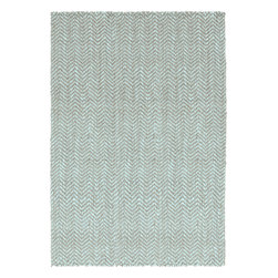 "Surya - Surya Reeds REED-802 (Slate Blue, Winter White) 3'3"" x 5'3"" Rug - This Hand Woven rug would make a great addition to any room in the house. The plush feel and durability of this rug will make it a must for your home. Free Shipping - Quick Delivery - Satisfaction Guaranteed"