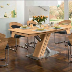 Lugano Dining Table Woessner - LUGANO DINING TABLE