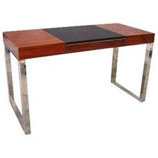 Desks by Masterpiece Woodworks, Inc.